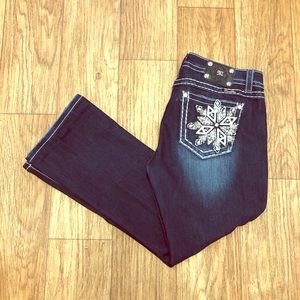 Miss me jeans size 34 with a 29 inch inseam